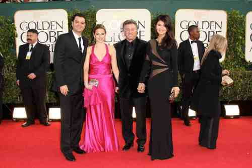 micheline etkin red carpet golden globes