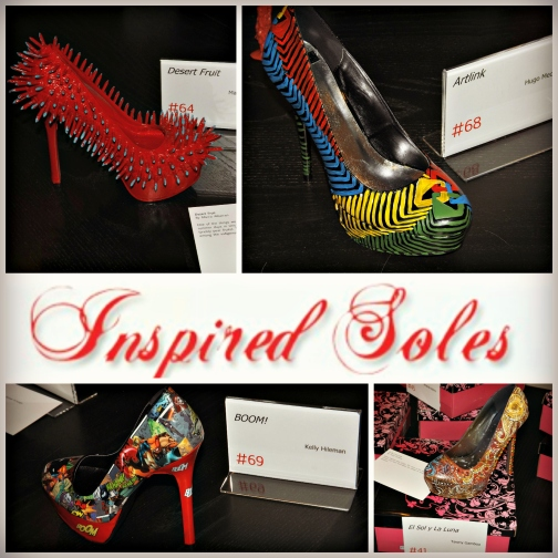 Inspired Soles 2013 crazy cool heels
