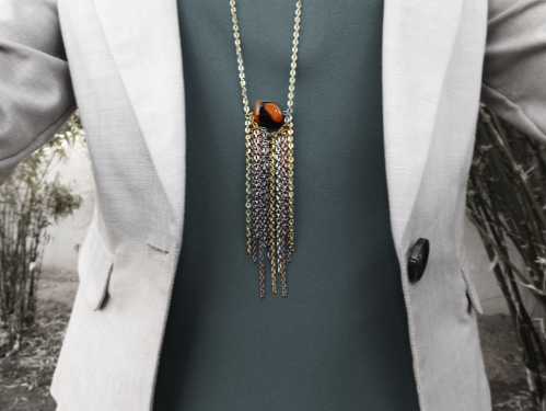 spring 2013 trends isanctuary tiger stone necklace