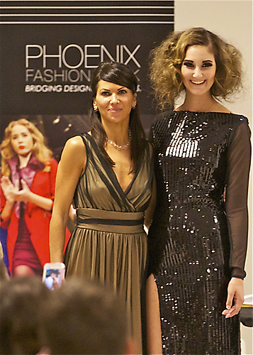 Doux Belle Phoenix Fashion Week Emerging Designer