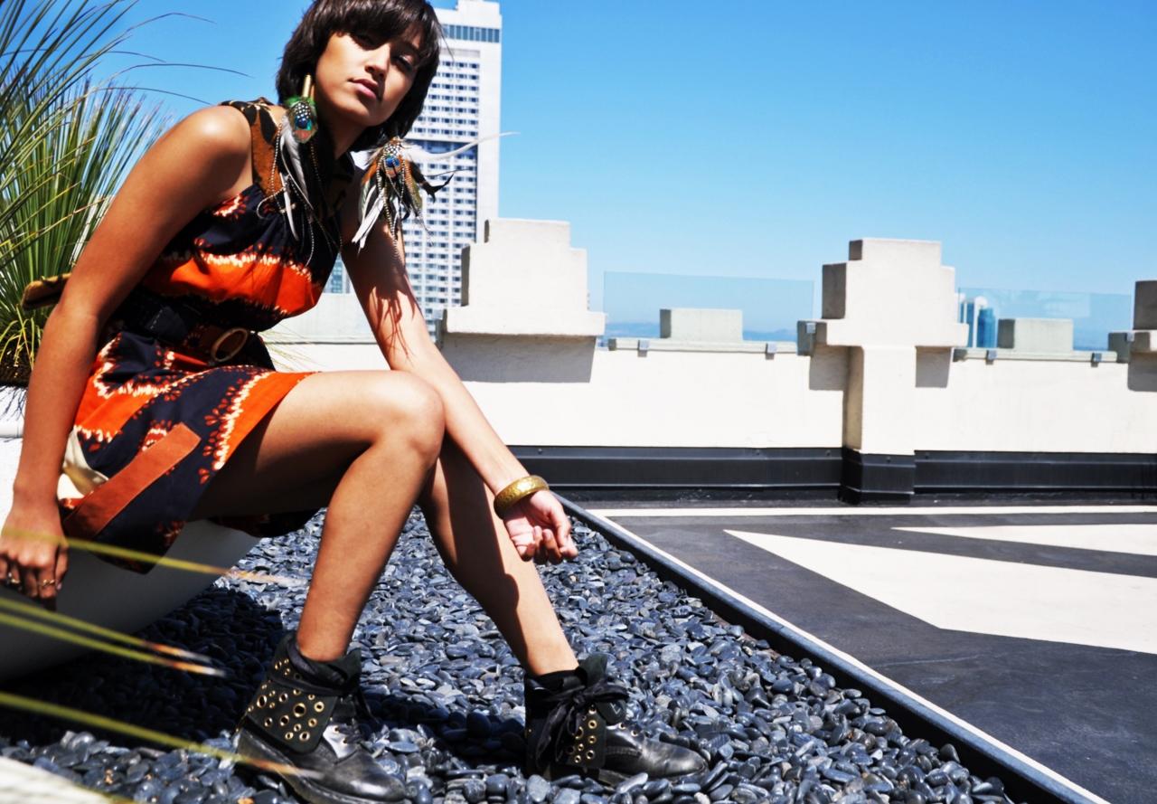 Herbert Victoria Phoenix Fashion Week Emerging Designer