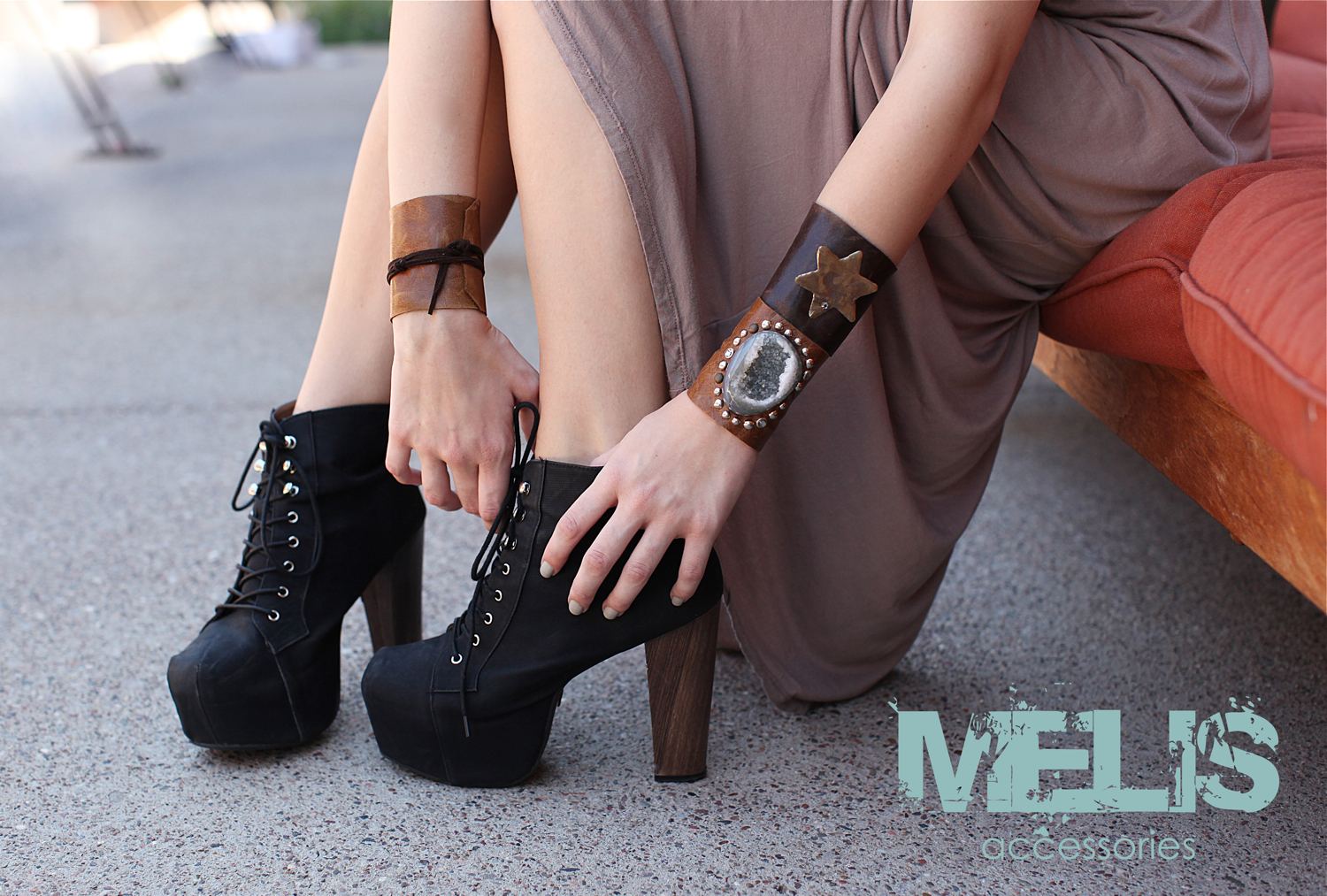 Melis Accessories Phoenix Fashion Week Emerging Accessory Designer