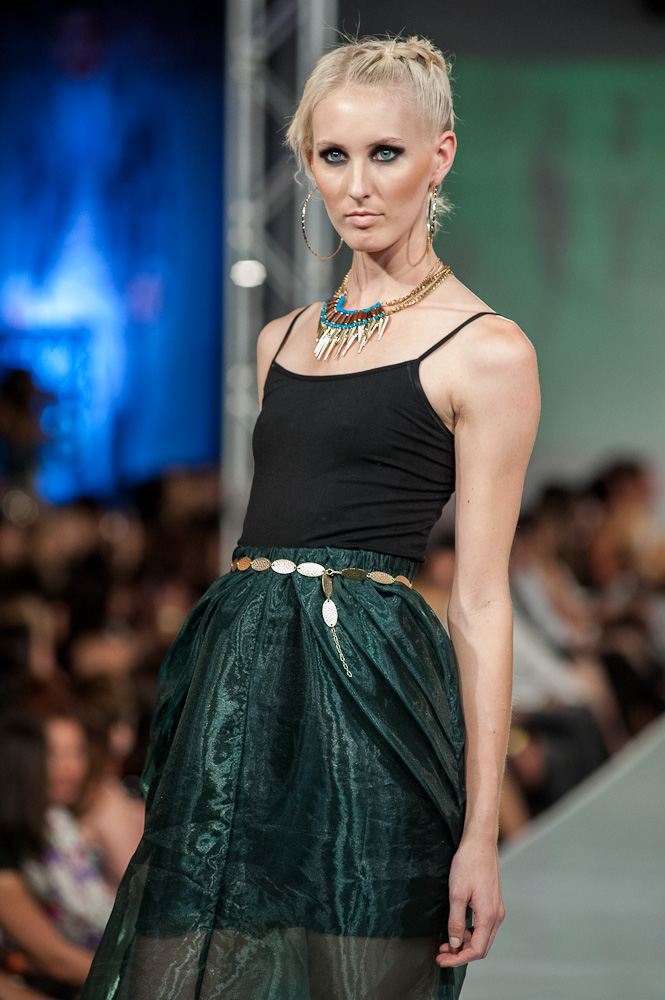 Black Russian Label Thursday night Phoenix Fashion Week 2013