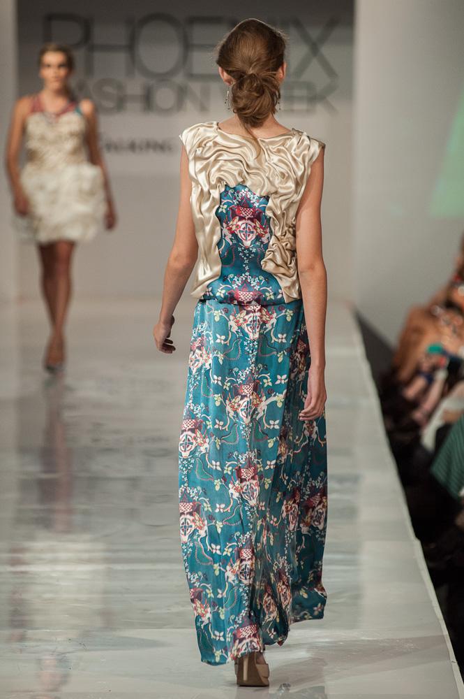 Bradon McDonald Phoenix Fashion Week 2013