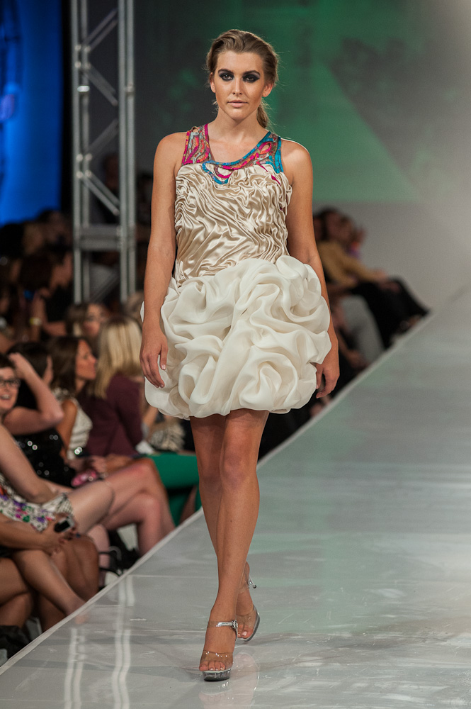 Bradon McDonald Phoenix Fashion Week Project Runway fashion show