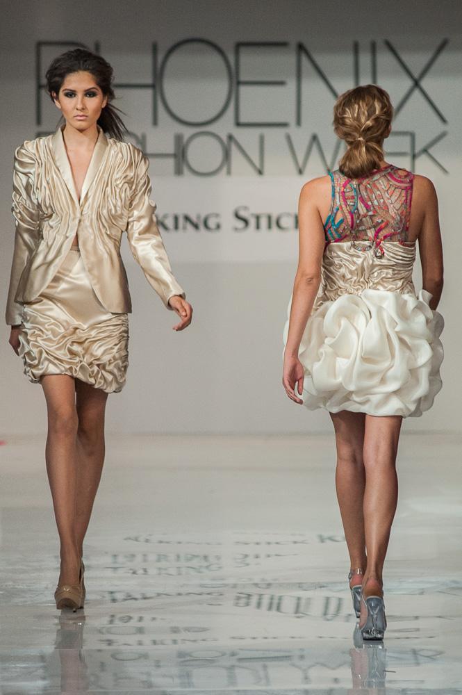 Bradon McDonald Phoenix Fashion Week Thursday night Project Runway