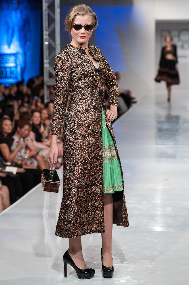 Coat Purse Robert Black Fashion Week Phoenix Fashion Week 2013