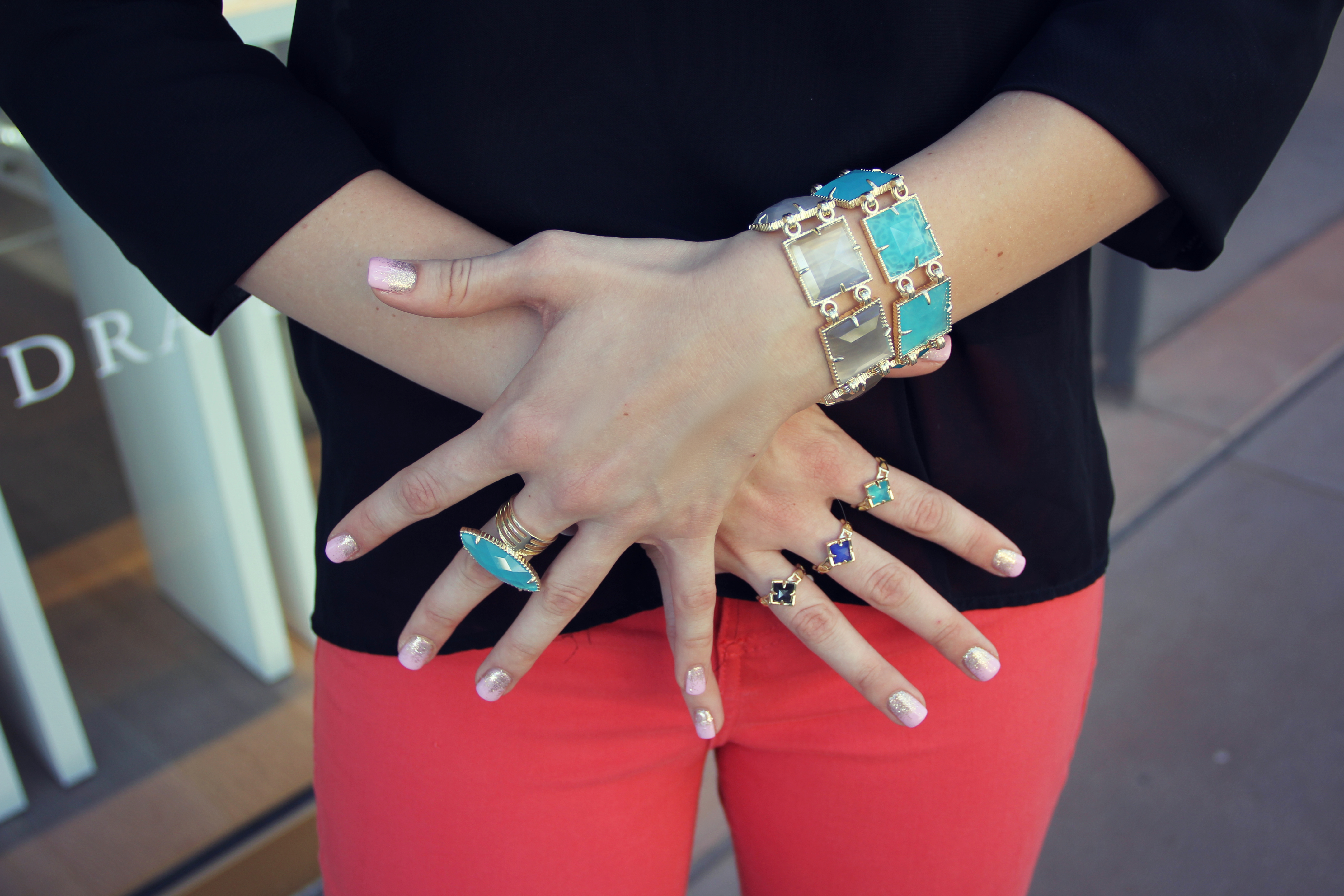 Kendra Scott Jewelry Fall 2013 collection