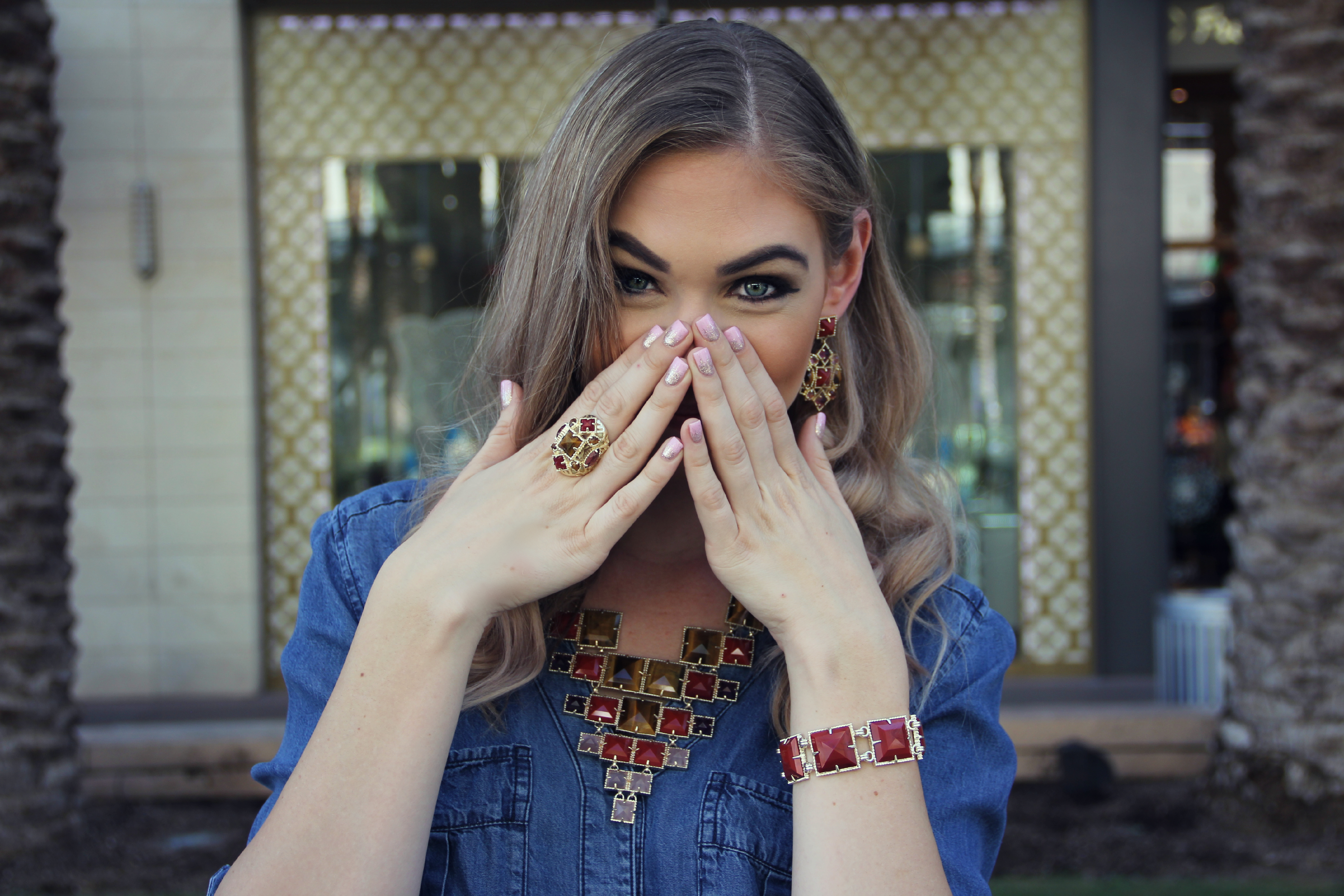 Kendra Scott Scottsdale Quarter jewelry Lindsay Viker