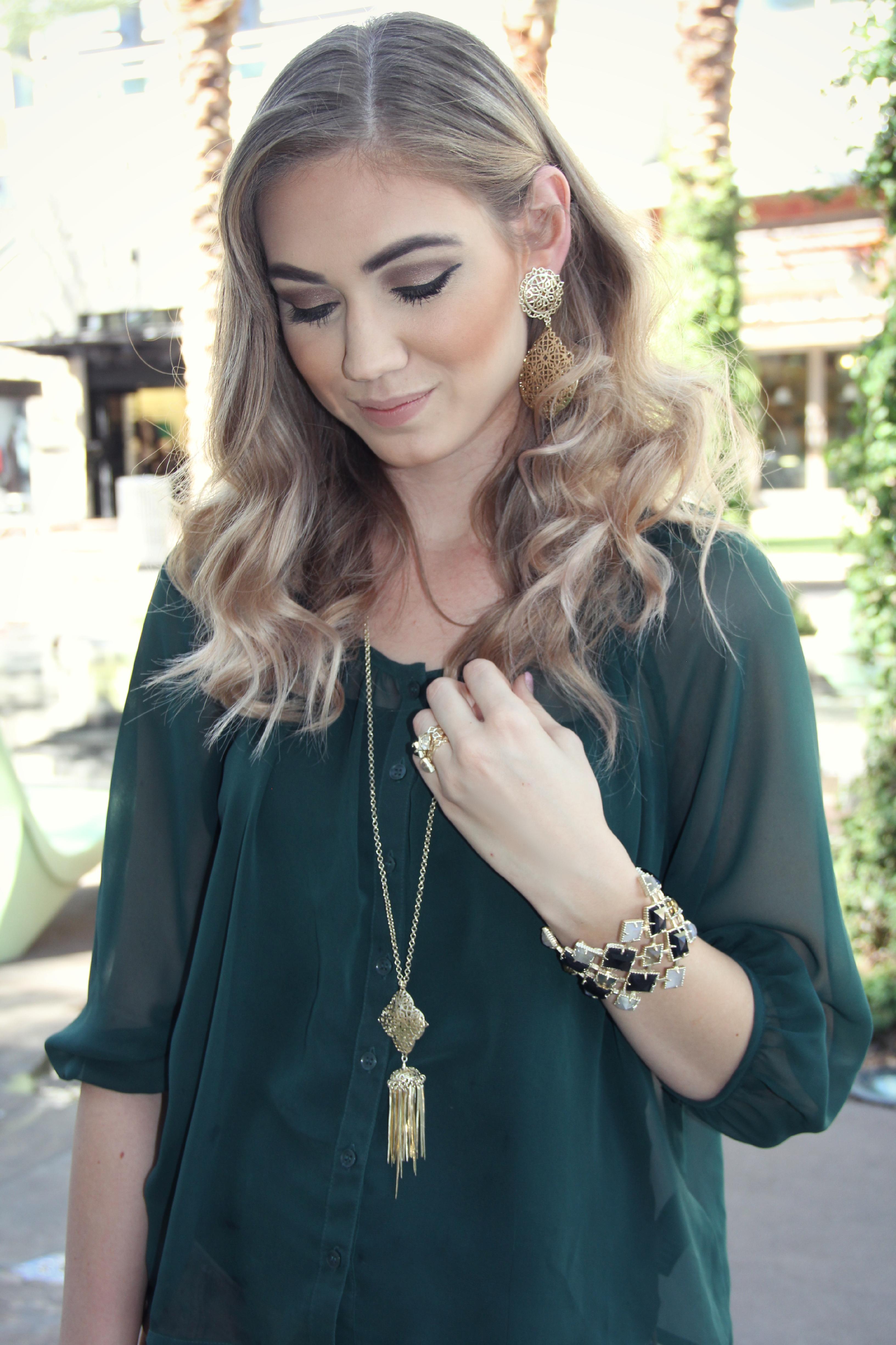 Kendra Scott Scottsdale Quarter jewelry