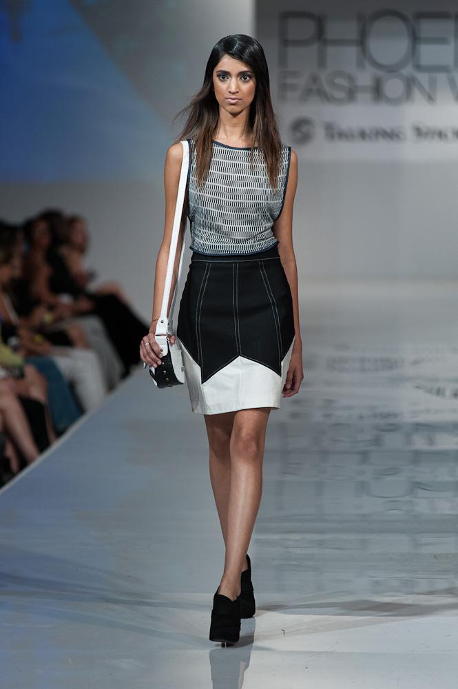 Linden Phoenix Fashion Week 2013 emerging designer