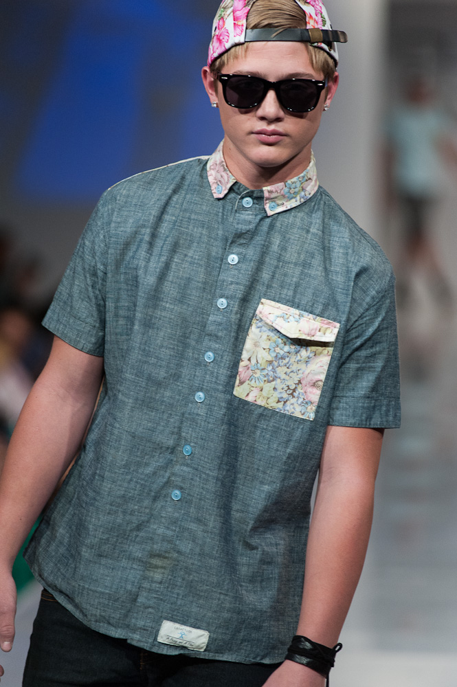 Phoenix Fashion Week 2013 emerging designer Loin Cloth LA