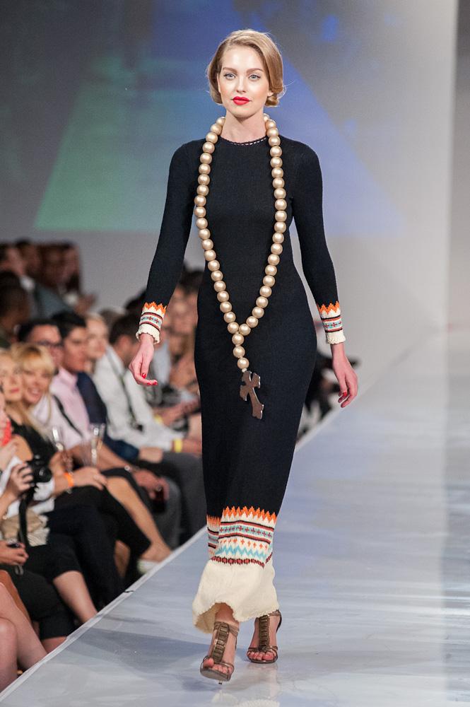 Robert Black Fashion Show Phoenix Fashion Week 2013