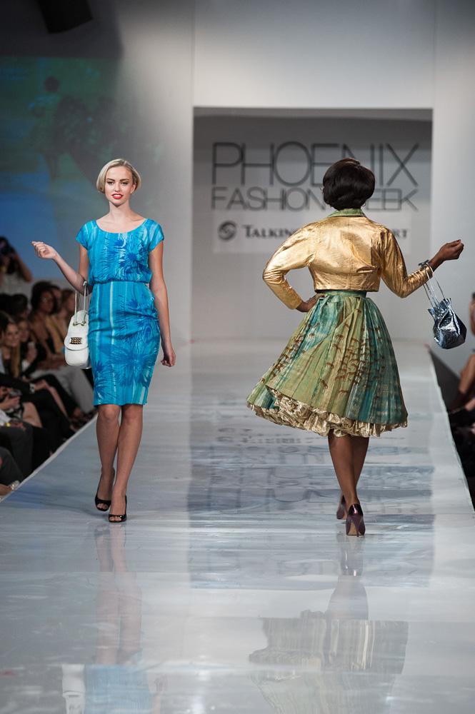 Robert Black Phoenix Fashion Week 2013 Thursday