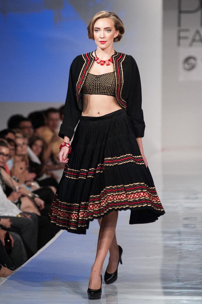 Robert Black Phoenix Fashion Week Fashion by Robert Black 2013