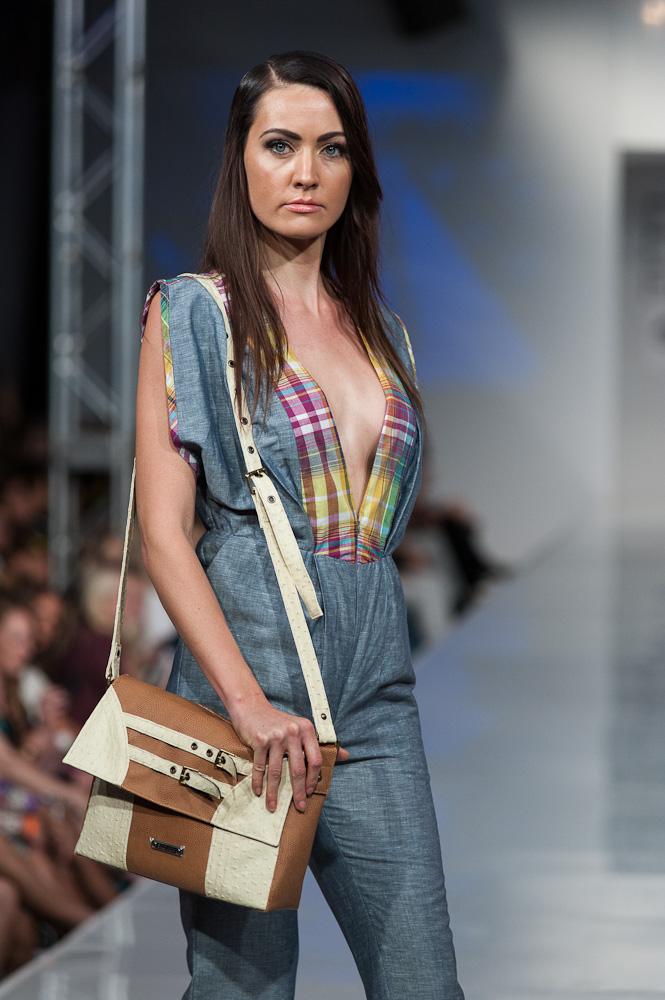 Tiffany Tank Linden Phoenix Fashion Week 2013