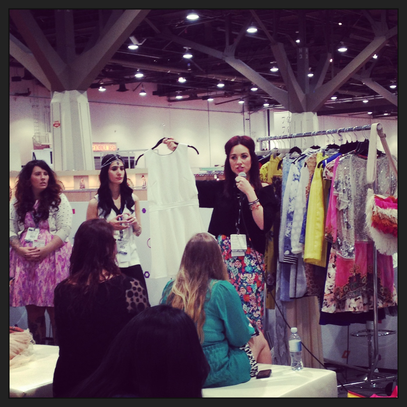 Project las vegas couture in the suburbs for Pool trade show magic
