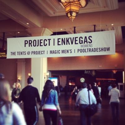 Project ENK Magic Las Vegas Fashion Trade Show