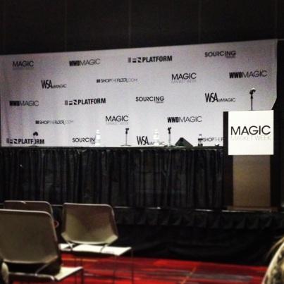 WWD Magic Market Week Las Vegas Fashion Tradeshow