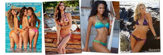 Dolcessa Swimwear in Sports Illustrated Swimsuit 2014