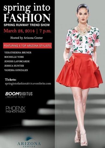 Spring Into Fashion Phoenix Fashion Week