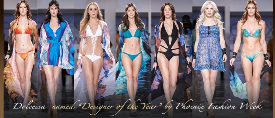 Dolcessa Swimwear Phoenix Fashion Week 2013