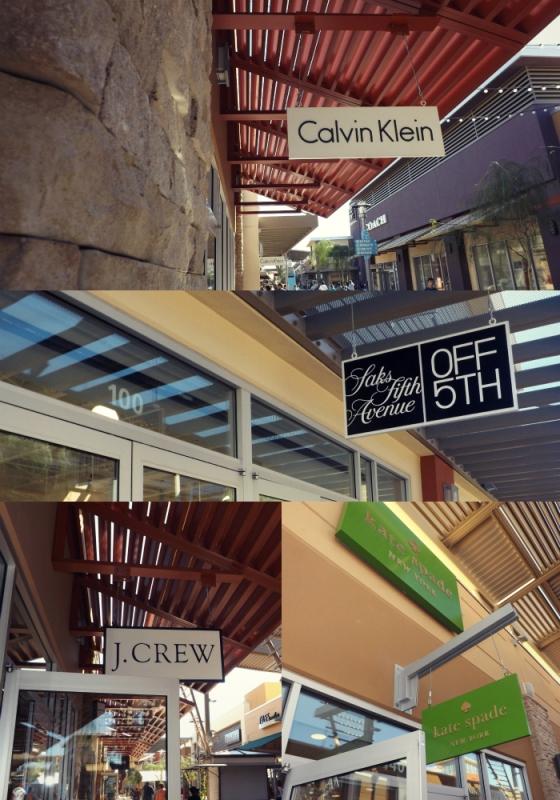 Phoenix Premium Outlet Stores Designer Stores Outlet Mall Phoenix