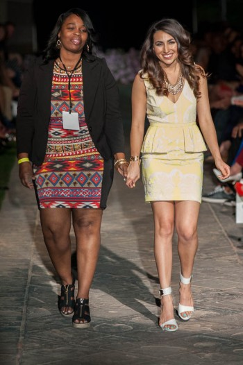 Vanessa Renee and Fresh Start Treasures Spring into Fashion 2014
