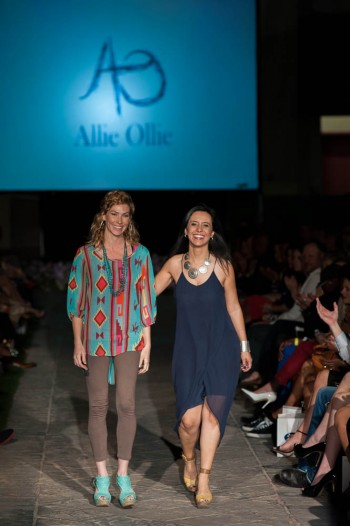 Yekatherina Bruner and Allie Ollie Boutique Spring into Fashion 2014