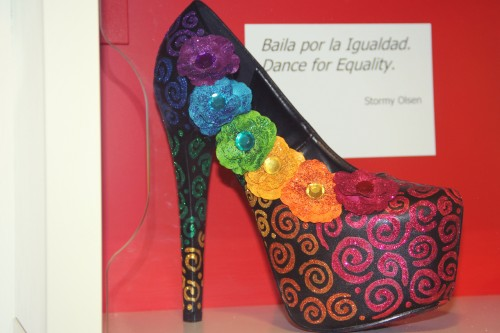 Inspired Souls 6th Avenue Gallery Dance for Equality